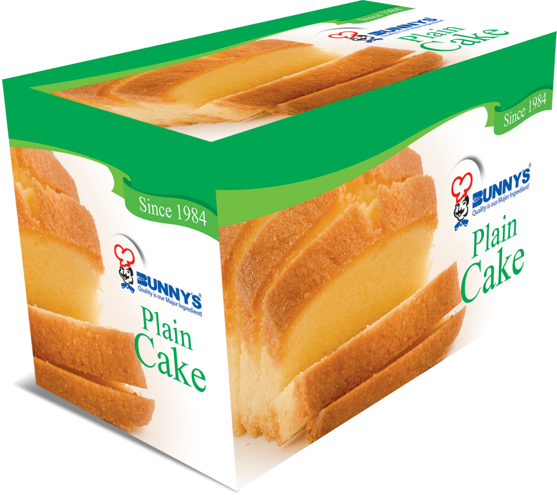 Bunnys-Plain-Cake