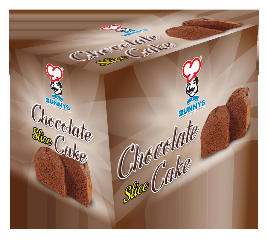 Chocolate Slice Cake